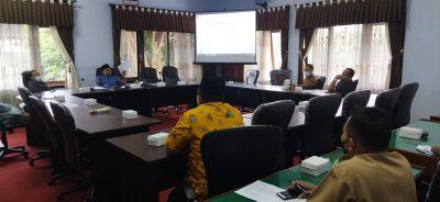 Badan Musyawarah DPRD Trenggalek Kebut 14 raperda Rampung pada akhir Tahun 2021